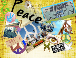 Peace Wallpaper by Katie-Karma