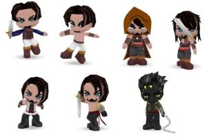 Prince of Persia Buddy Poke by Ben2DJammin
