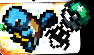 Random 8 bits by DJSIC