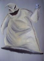 Oogie Boogie by billywallwork525