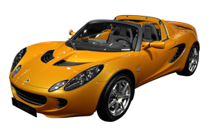 Lotus Elise Cutout by BlokkStox