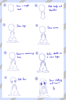 Chibi Tutorial 2 by LILDanica
