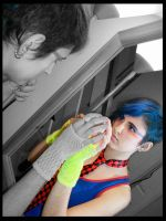 Primary Colours shoot 2 by KellyJane