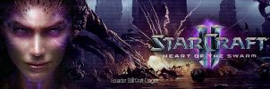 StarCraft II Heart of The Swarm by markos040122
