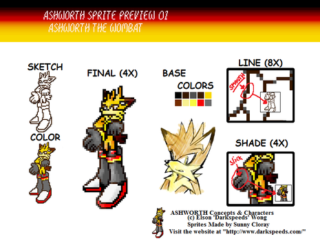 Ashworth Sprite Preview by taz52