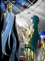 Extra: Sage, Degel and Kardia by yami11