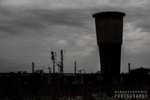 The Watchtower by Kaddastrophic