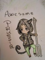 The Awesome Prussia by veronica-the-fox