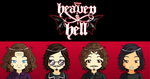 Black Sabbath (Heaven and Hell) by JackHammer86