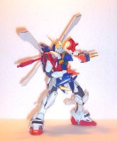 MG God Gundam by HDorsettcase