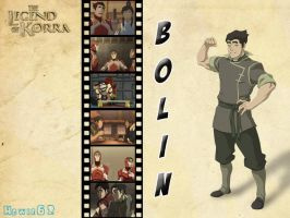 Bolin (The Legend of Korra) Wallpaper by Howie62