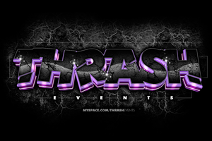 THRASH EVENTS by baker2pd