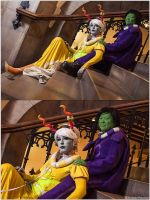 Homestuck: One of the Same by CosplayerWithCamera