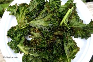 Kale chips II by Apeanutbutterfiend