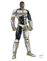 Hero Commission: Robot Kaiser by Bracey100