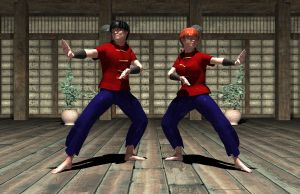 Ranma 1/2 by Tramp-Graphics