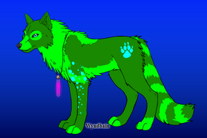 Free Wolf Breedable by DragonCartoons