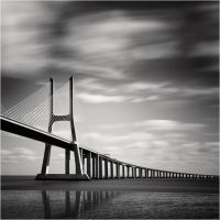 Vasco da Gama Bridge #02 by sensorfleck
