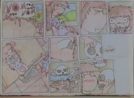 How ravenous can a mouse be? Part 3[hard vore?] by battlestoriesfan