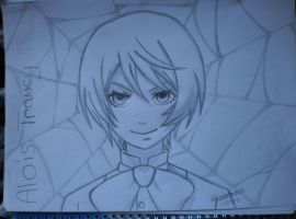 Alois Trancy - Black Butler by I-Love-Ghost-Writer