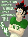 I'm Sure Everything's the Same by InTheShadowsOTheMoon