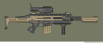 SPW Operator CQBR by Robbe25