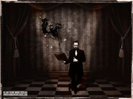 The Magician by Robgrafix