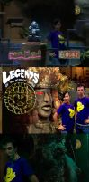 Legends of the Hidden Temple by Zekira