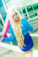 Fionna - Adventure Time by zazucantada