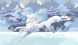 Winter Winds by Immonia