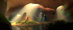 Cavern by styxwalrush