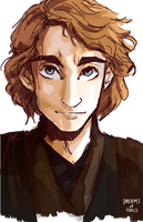 Anakin Skywalker by Dreamsoffools