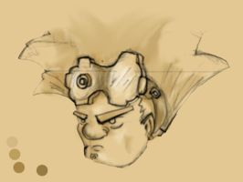 Rostro by schults