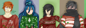 Ugly Sweater Christmas by ThatJewelChick