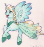 Let It Go by HelicityPoni