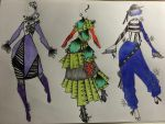 Fashion outfits  by SALTS123