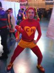 Chapulin Colorado (Ficosplay Chile 2014) by marvincmf