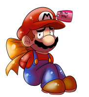 Gift for Mario fans :b by raygirl12