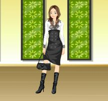 Chic Business dress up by Brandee-Ssj-Doll