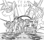 Legends - sketch by Bonaxor