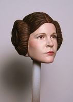 1/6 Scale Princess Leia by Sean-Dabbs-fx