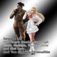 Sergei X Lili - Our Opposites and Similarities by BlackViper-55