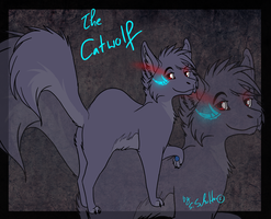 Commission - Catwolf by StanHoneyThief