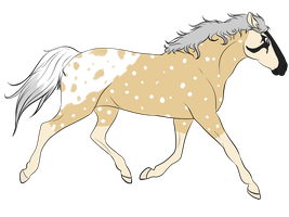Horse adopt 2 CLOSED by petshop101