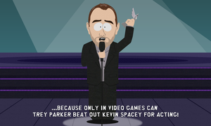 Trey Parker Wins Best Performance by AnonPaul