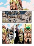 PIRATES vs MING WARRIORS  page 3 by WadeVezecha
