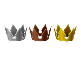 KH Crowns DOWNLOAD by Kohaku-Ume