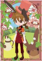 .::March Hare::. by Scoric