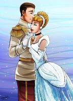 CC: Cinderella and Charming by MistyTang