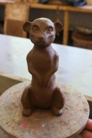 Meerkat WIP by BardicSpoon